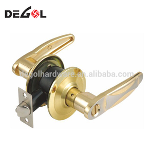Elegant design anti-theft locks golden door lock series