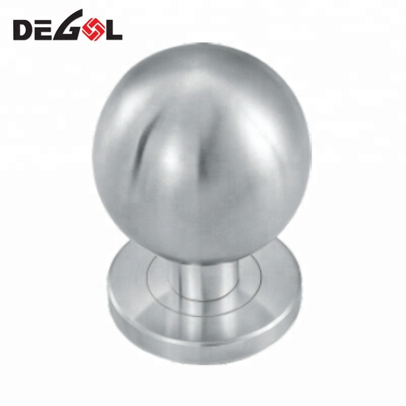 Special Design Round Knob Internal Door Aluminum Door Knob Handles