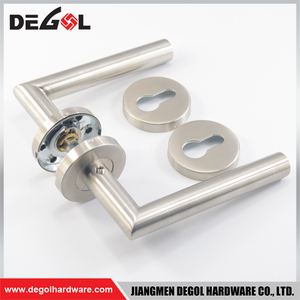 Stainless Steel Material inside Door Handle