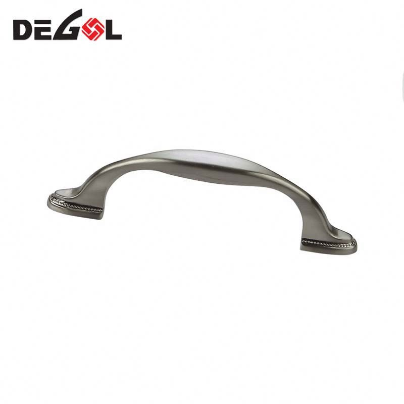 New Arrival Ergo Modern Bronze Stainless Steel 70Mm Cabinet Pulls