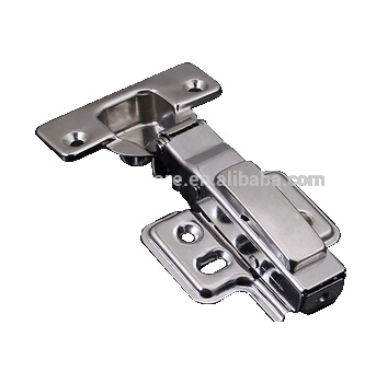 New product clip on hydraulic kitchen craft stainless steel cabinet and door hinges