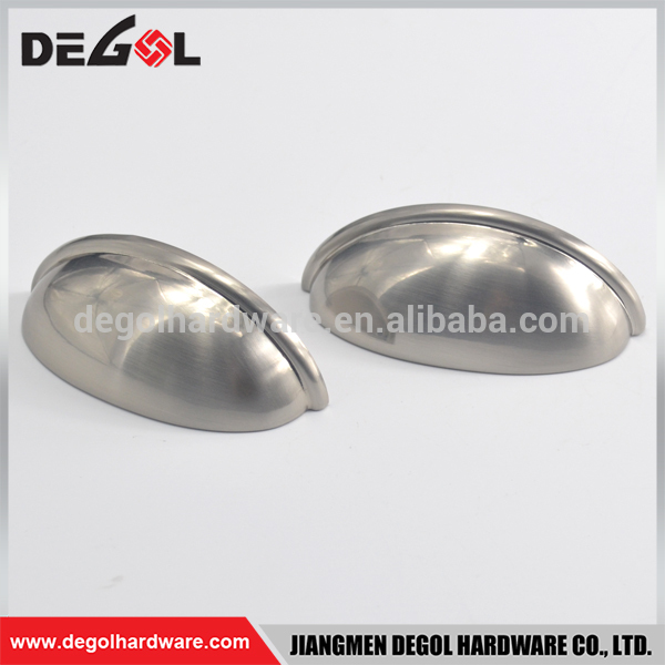 Elegant Style Zinc Alloy Shell Contemporary Kitchen Door Handles