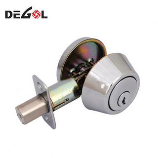 Factory Supplying Deadbolt Door Lock