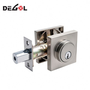 High Quality Door Lock Deadbolt With Keypad Handle