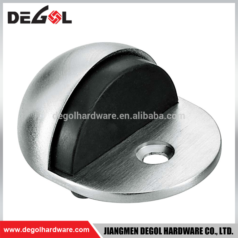 Hot sale zinc alloy ground kitchen door stopper