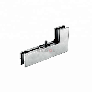 Best selling quality safe patch fitting for frameless glass door in china