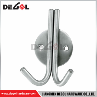 HKS1002 Stainless Steel Hangers Fancy Hanging Euro Hook