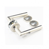 Double Sided Tube Lever Interior Door Handle