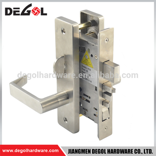 Hot sale heavy-duty stainless steel mortise door lock set