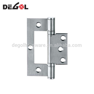 High quality wholesale stainless steel durable type of pivot door hinges
