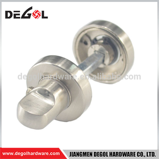 Jiangmen wholesales hot selling high quality stainless steel bathroom door handle