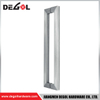DP1001 Mirror Or Satin Finish And Door Usage H Shape Stainless Steel Door Pull Handle