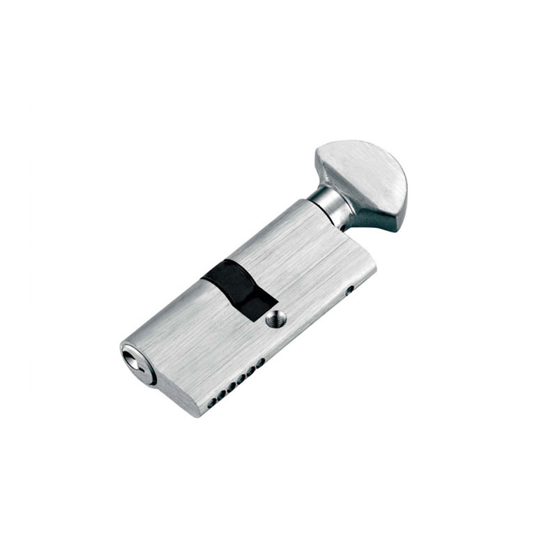Zinc alloy cheap price door cylinder lock for safes with keys