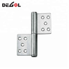 Heavy duty stainless steel metal door hinge 2 ball bearing door hinges