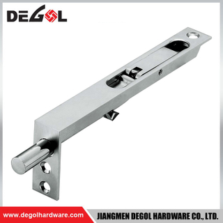 Hot sale stainless steel fire resistant vertical safety sliding heavy duty door bolt