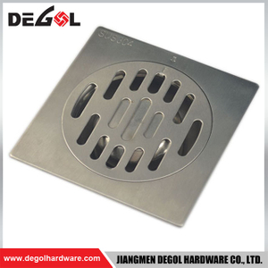 Toilet Floor Outdoor Drain Cover