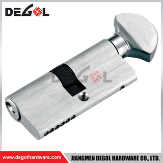 stainless steel cylinder brass key hight quality lock body cylinder