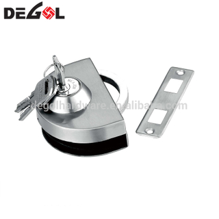 Crazy Selling factory price stainless steel electronic keyless glass door lock