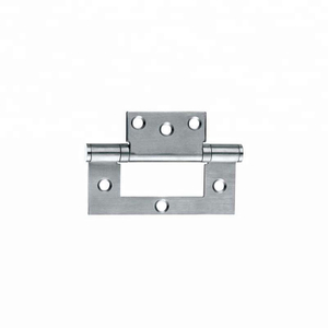 100X75mm Ironmongery Flush Door Hinge