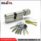 Top quality copper thumb turn high security cylinder locks for lockers