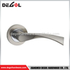 Industrial Lever Type Door Handle Zinc Alloy Modern Door Lever Handle