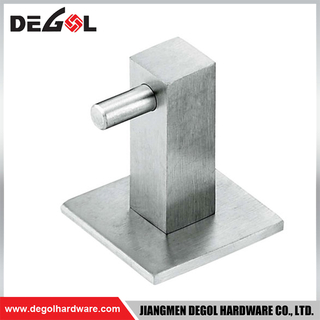 HKS1001 Stainless Steel Square Hook for Bathroom Use