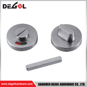 Thumb Turn And Release Lever Door Handle