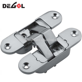 New design 304 stainless steel hidden door hinge for heavy doors