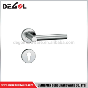 Stainless steel luxury fancy door handles turkey