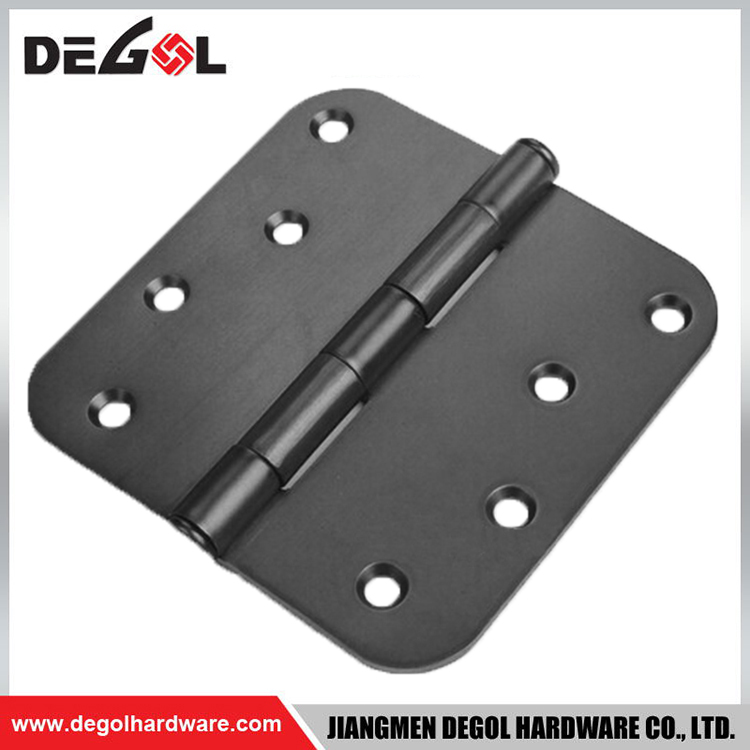 Iron Black Surface Butt Hinge in Door & Window Hinges
