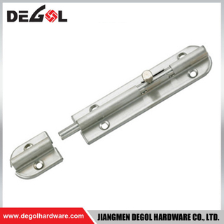 Stability And Fluency Stainless Steel Door Bolt