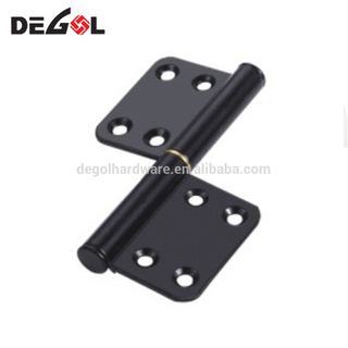 Top quality aluminum alloy black casement flag outward opening window hinges