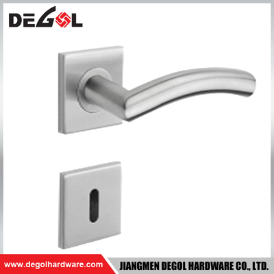 LH121 New style stainless steel double sided door handle