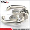 Interior door handles lock set bathroom privacy door Handle
