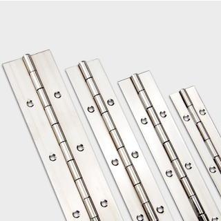 Factory Customized Stainless Steel Continuous Piano Hinge Hardware