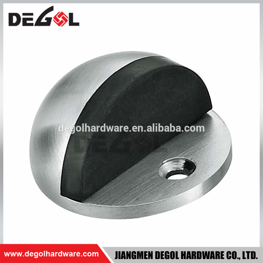 China factory Cheap price High quality zinc alloy door stopper on floor