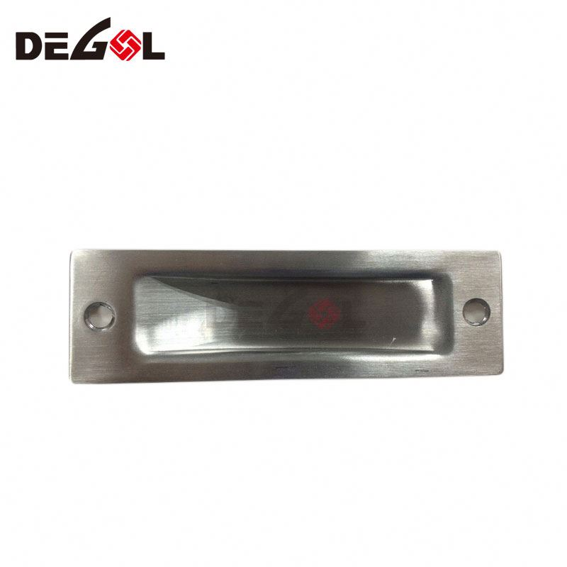 Stainless Steel Concealed Furniture Handles