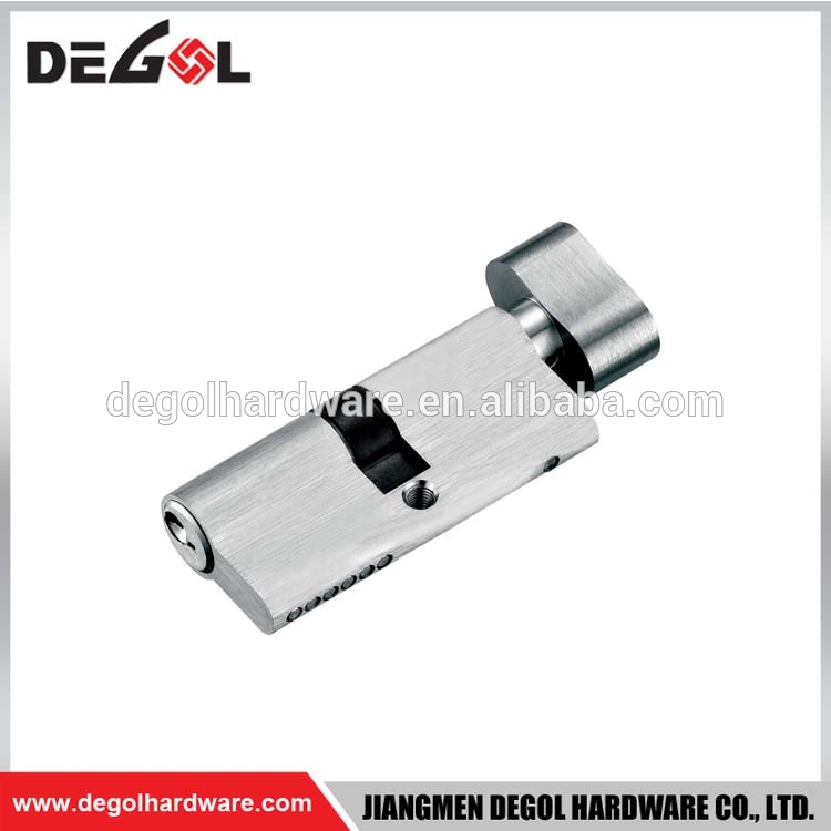 Zinc Alloy Cylinder Lock with Computer Keys