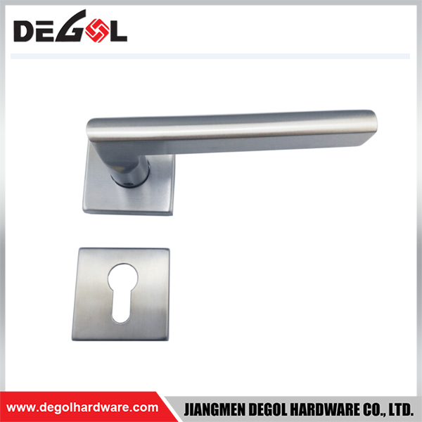 furniture locks handles bathroom hotel ss304 glass pull main stainless steel knob ball lever door new model design