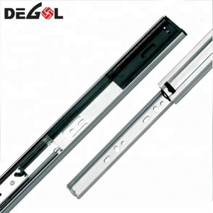 Factory Supply Drawer Telescopic Channel Slide