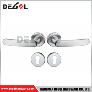 LH1024 High Quality Double sided Stainless steel door handles