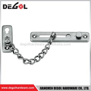 commercial door locks chain