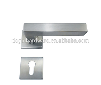Factory Price High Quality Fancy Stainless Steel Door Handle