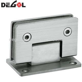 Made in China heavy duty glass shower door pivot hinge for bathroom