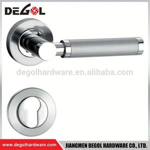 Interior Room Zinc Alloy Zinc Door Handle