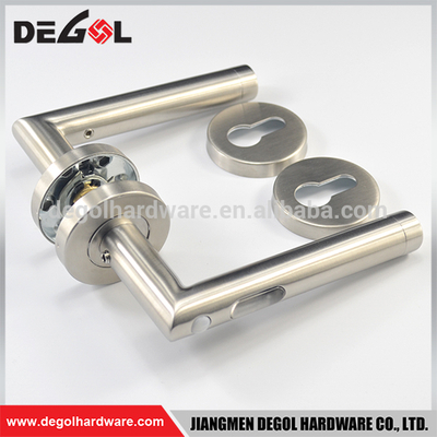 Hot Sale Germany Stainless Steel LED Light Door Handle Hardware Product