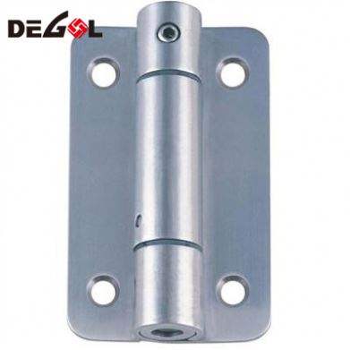 Hardware accessory furniture steel/ iron radius metal round corner spring door hinge