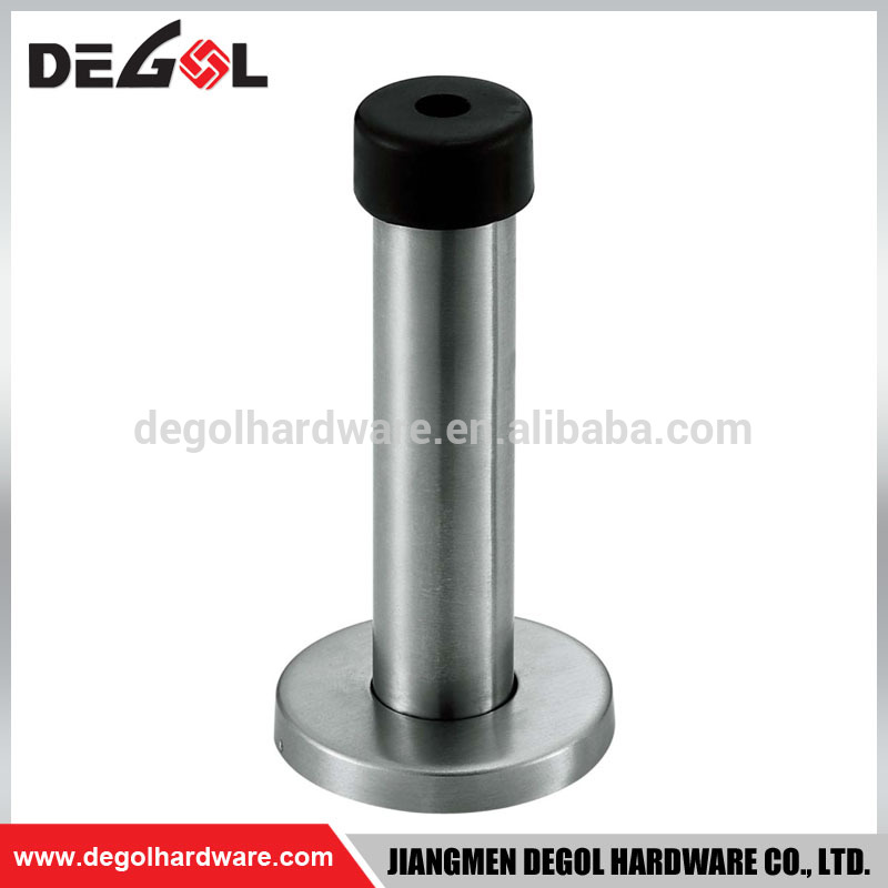 China wholesale stainless steel funny sliding mounted in ground door stopper