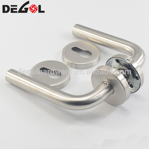 Hot Selling mortise lock lever door handle in UAE market