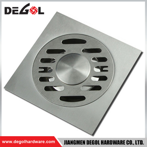 Stainless Steel 304 Bathroom Shower Floor Drain